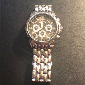 Men's Invicta Specialty Watch Model 2877 in Silver